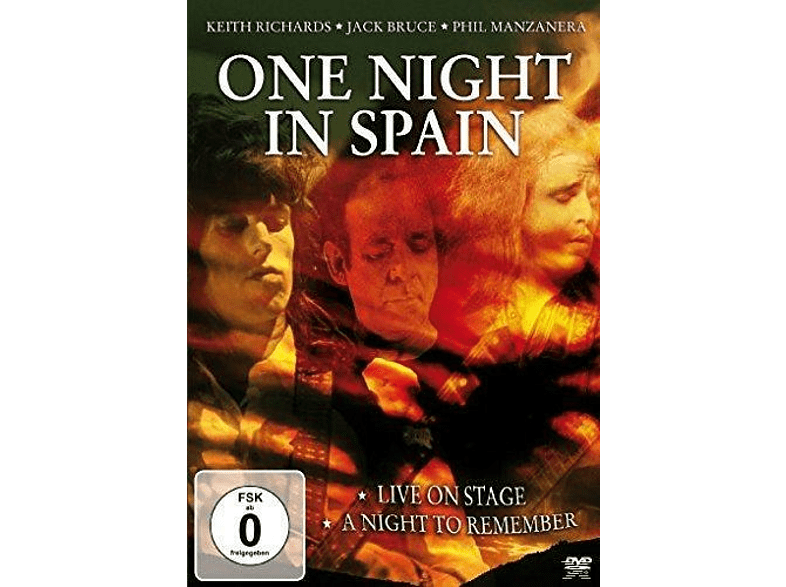 VARIOUS - One Night In Spain [DVD]