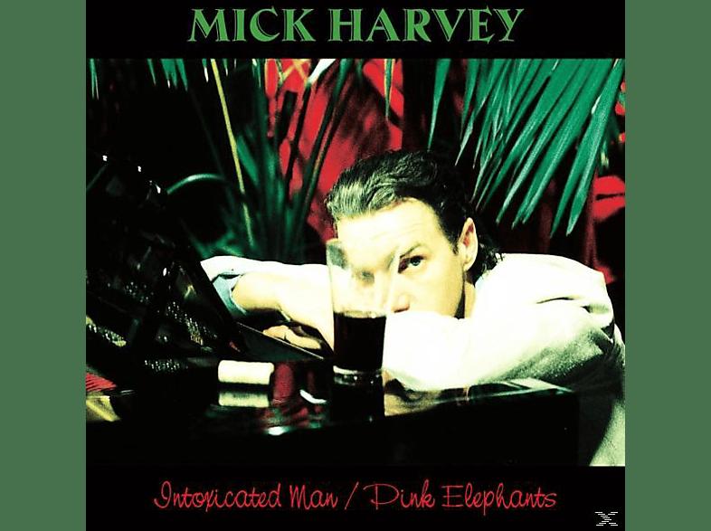 Mick Harvey - Intoxicated Man/Pink Elephants [Vinyl]
