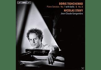 Stavy,Nicolas/Gengembre,Jean-Claude - Klaviersonaten  - (SACD)