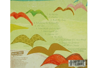 Theresa Andersson - Hummingbird, Go!  - (CD)