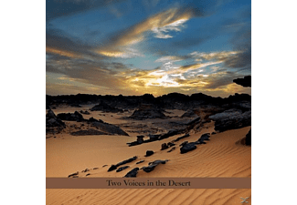 ROBINSON,PERRY & GREENE,BURTON - Two Voices In The Desert  - (CD)