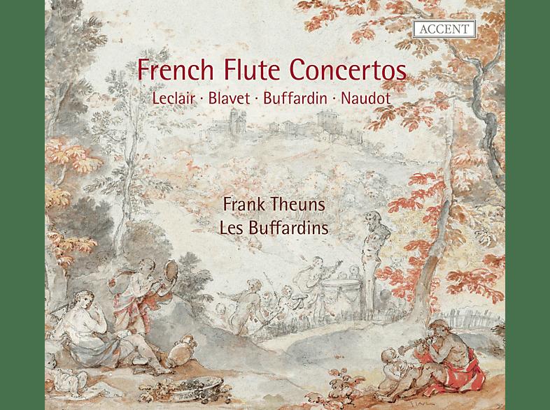 Les Buffardins - French Flute Concertos [CD]