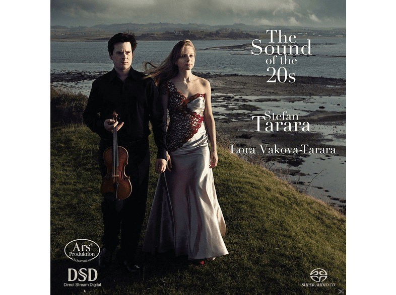 Stefan Tarara, Lora Vakova-Tarara - The Sound Of The 20s-Werke Für Violine & Piano [SACD Hybrid]