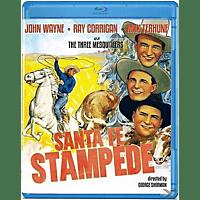John Wayne Collection: Aufstand in Santa Fé Blu-ray