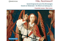 Ensemble Leones - Hör,Kristenhait ! Sacred Songs By The Last Of The Minnesingers [CD]