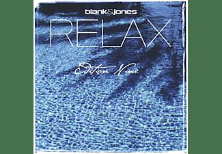 Blank & Jones - Relax Edition 9 (Nine)  - (CD)