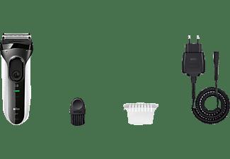 BRAUN Herrenrasierer Series 3 - 3020s Weiß