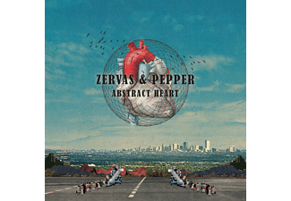 Zervas & Pepper - Abstract Heart  - (CD)