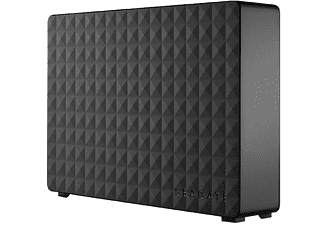 SEAGATE Expansion Desktop Festplatte, 3 TB HDD, 3,5 Zoll, extern, Schwarz
