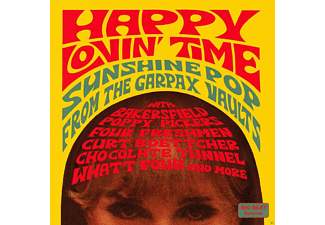 VARIOUS - Happy Lovin' Time-Sunshine Pop From The Garpax Vau  - (CD)