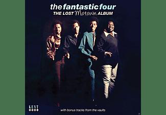 Fantastic Four - The Lost Motown Album (+Bonus)  - (CD)