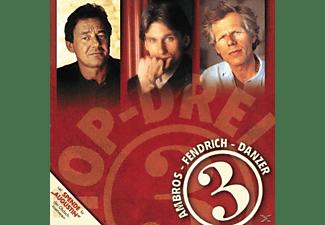 Rainhard Fendrich, Wolfgang Ambros, Georg Danzer - TOP DREI  - (CD)
