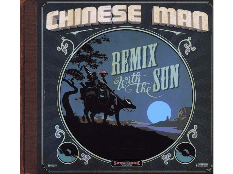 The Chinese Man - Remix With The Sun [CD]