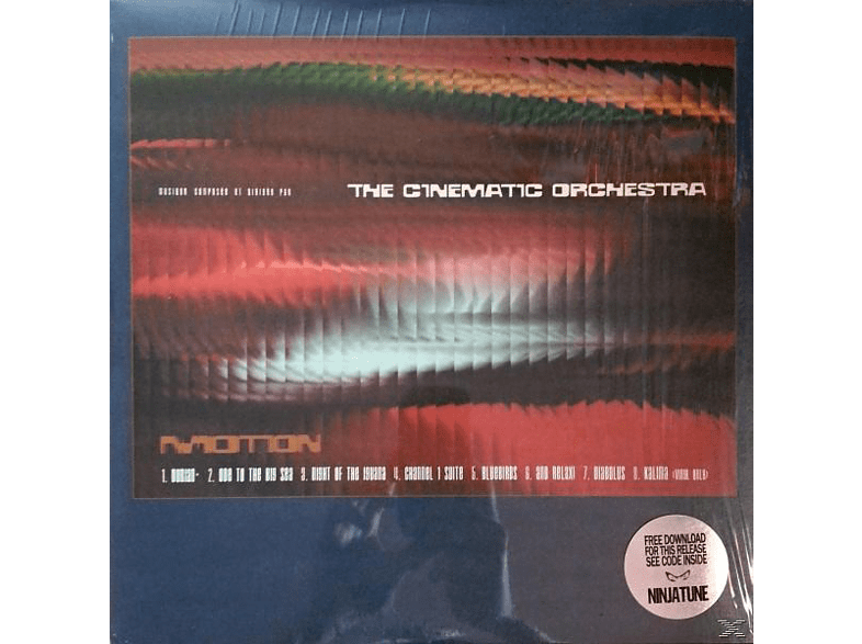 The Cinematic Orchestra - Motion [LP + Download]
