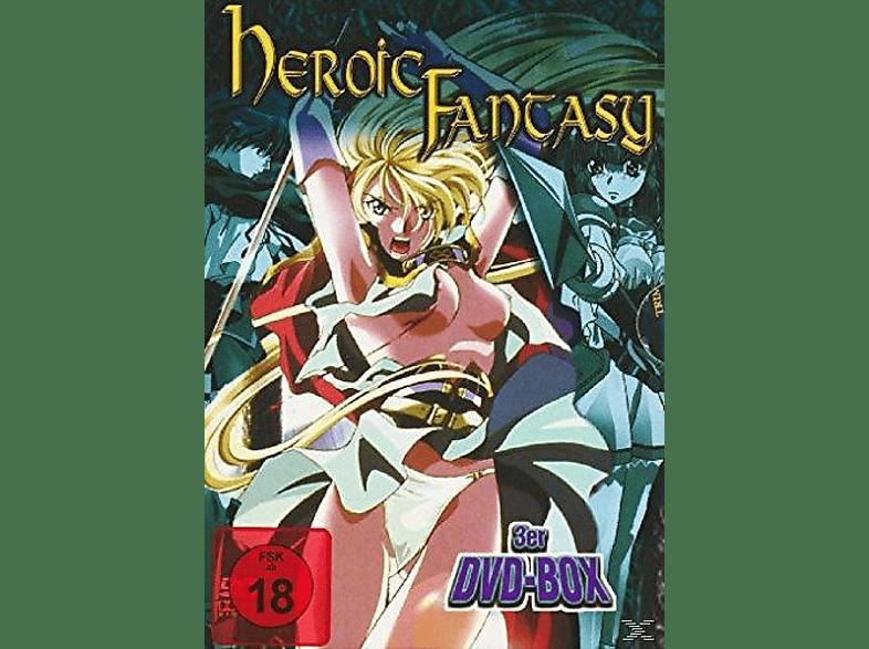 Heroic Fantasy Vol. 1 [DVD]