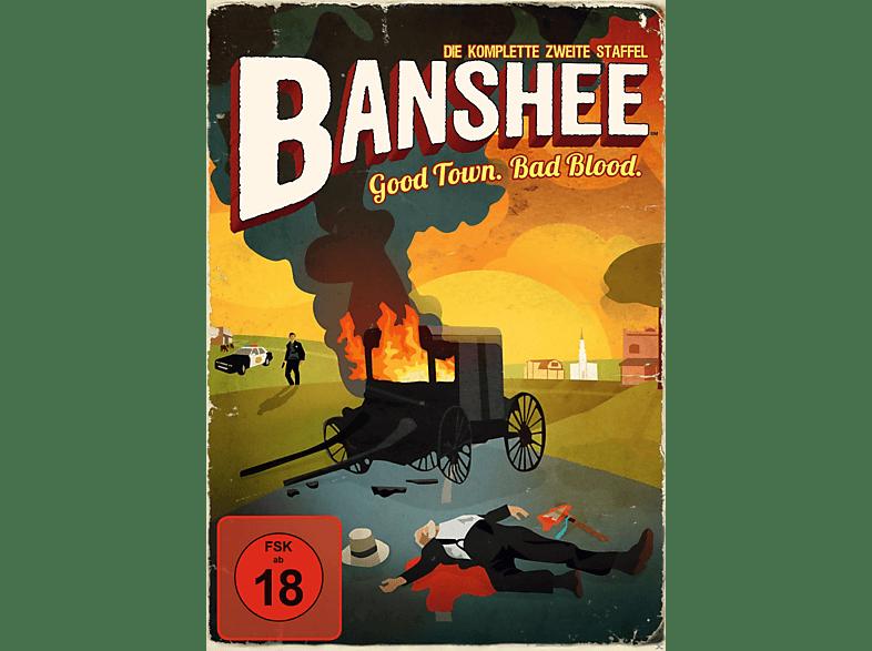 Banshee - Die komplette 2. Staffel [DVD]