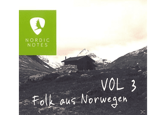 VARIOUS - Nordic Notes Vol.3-Folk Aus Norwegen - (CD)
