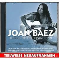 Joan Baez - House Of The Rising Sun [CD]
