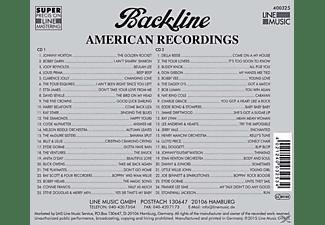 VARIOUS - Blackline 325  - (CD)