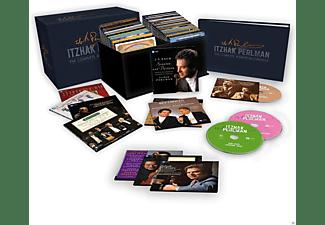 Itzhak Perlman - The Complete Warner Recordings  - (CD)