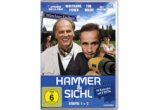 Hammer & Sichl Staffel 1 + 2 DVD
