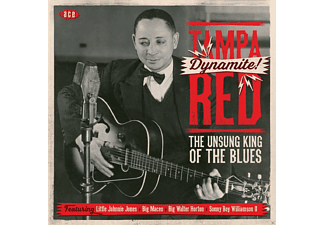 Tampa Red - Dynamite! The Unsung King Of The Blues - (CD)