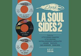 VARIOUS - Dore L.A.Soul Sides  - (CD)