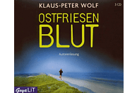 Klaus Wolf - Ostfriesenblut - (CD)