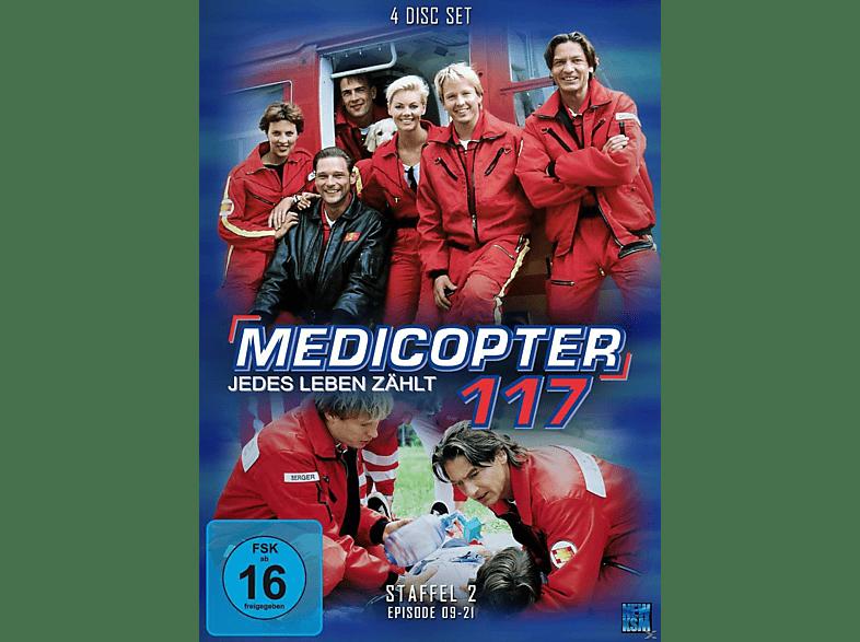 Medicopter 117 - Staffel 2 [DVD]