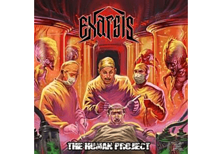 Exarsis - The Human Project  - (CD)