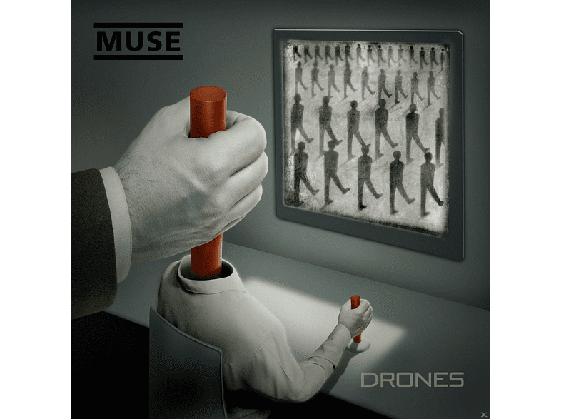 Muse - Drones (Limited Edition) [CD]