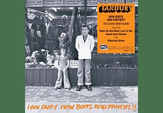 Ian & The Blockheads Dury - New Boots & Panties  - (Vinyl)