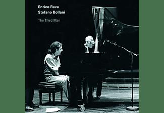 Enrico Rava, Stefano Bollani - The Third Man  - (CD)