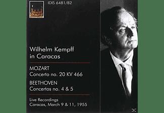 Wilhelm Kempff - Wilhelm Kempff in Caracas  - (CD)