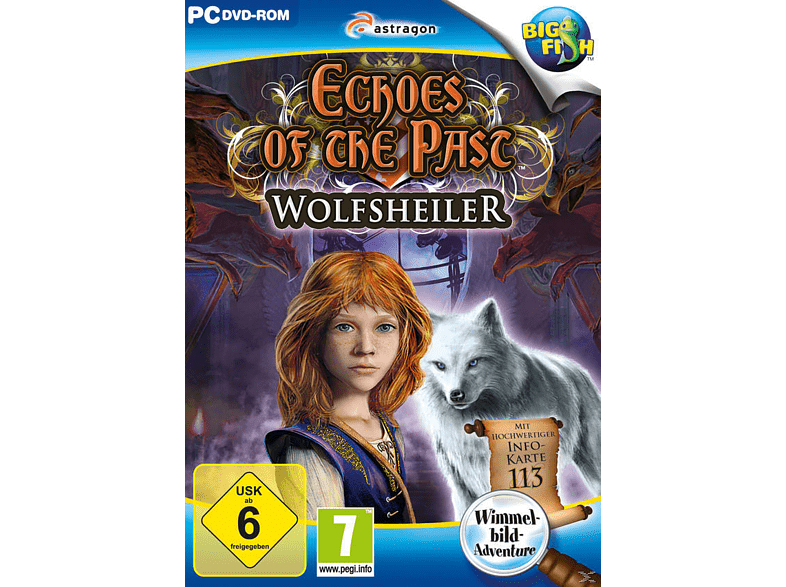 Echoes of the Past: Wolfsheiler [PC]