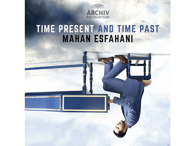 Mahan Esfahani - Time Present And Time Past [CD]