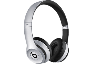 BEATS Solo 2 WIRELESS, On-ear Kopfhörer, Bluetooth, Grau