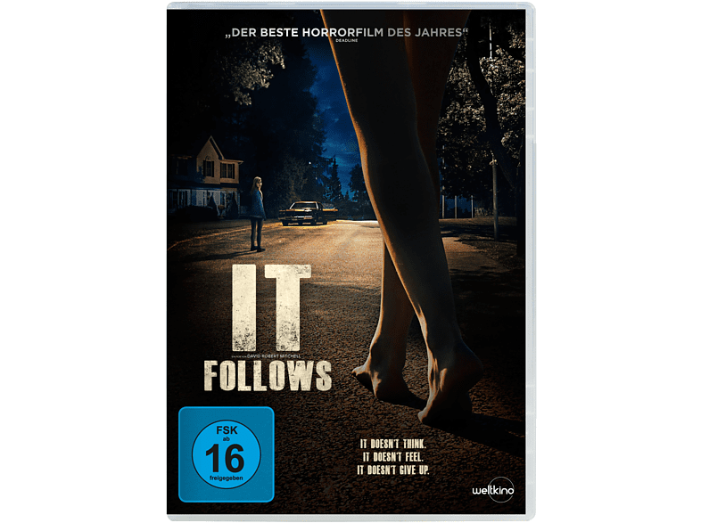 It Follows [DVD]