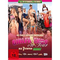 Girlfriends on Tour - Komplettbox [DVD]