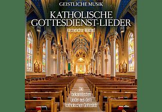 Kirchenchor Waldorf - Katholische Gottesdienstlieder  - (CD)