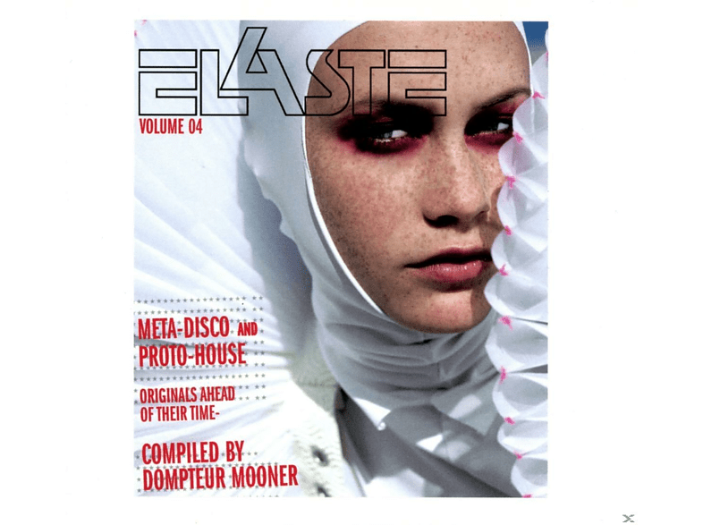 VARIOUS - Elaste Vol.4-Meta-Disco & Proto-House [CD]