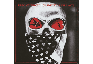 Eric Church - Caught In The Act - (CD)