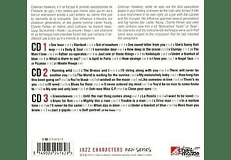 Coleman Hawkins - Mister Bean  - (CD)