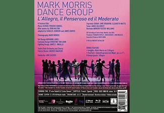 VARIOUS - L'Allegro,Il Penseroso Ed Il Moderato  - (Blu-ray)