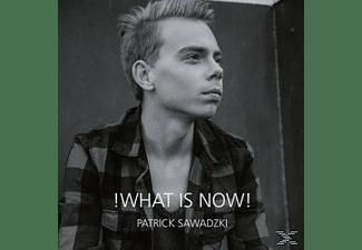 Patrick Sawadzki - What Is Now  - (CD)