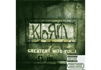 Korn - Greatest Hits, Vol.1  - (CD)
