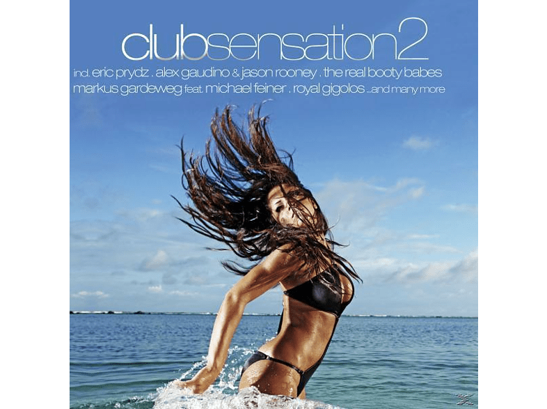 VARIOUS - Club Sensation Vol.2 [CD]