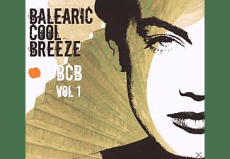 VARIOUS - Balearic Cool Breeze  - (CD)