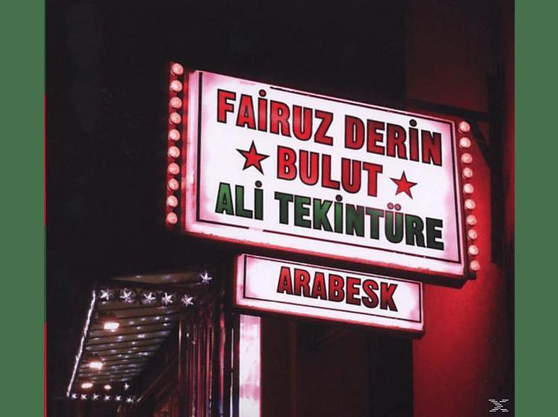 Ali Bulut, Fairuz Derin - Arabesk [CD]
