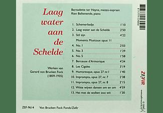 Gerard Von Brucken Fock - Laag Water Aan De Schelde  - (CD)